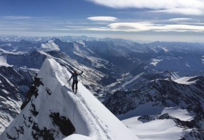 Christlrumerhof Slider Winterwandern Skifahren Skitouren Klettern
