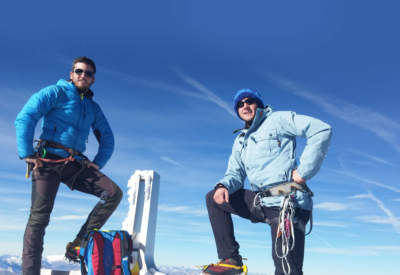 Christlrumerhof Slider Winterwandern Skifahren Winterklettern