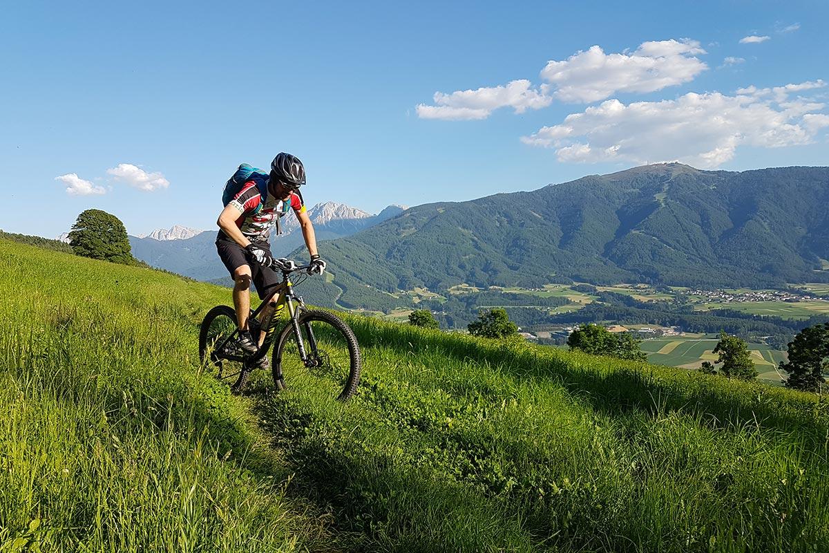 Christlrumerhof Urlaub im Pustertal Bike