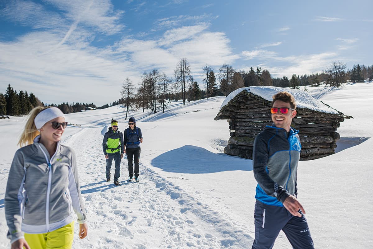 Christlrumerhof Urlaub im Pustertal Skifahren