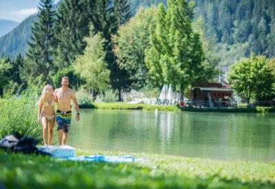 Sommer Badesee 3 ©Harald Wisthaler