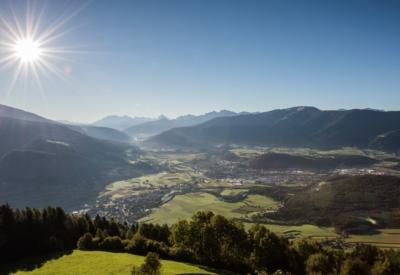 Sommer Bruneck Talkessel 1 ©Harald Wisthaler