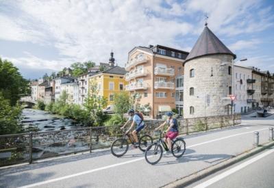 Sommer Fahrrad Pustertal 1 ©Harald Wisthaler