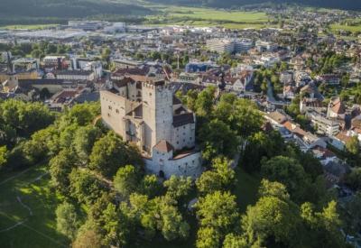 Sommer Schloss 1 ©Harald Wisthaler
