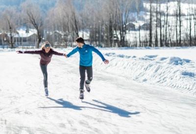 Winter Eislaufen 1 ©Harald Wisthaler
