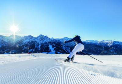 Winter Kronplatz Ski 1 ©Harald Wisthaler
