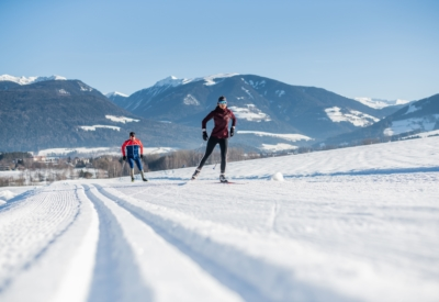 Winter Langlaufen 2 ©Harald Wisthaler