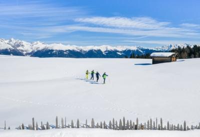 Winter Schneeschuh 1 ©Harald Wisthaler