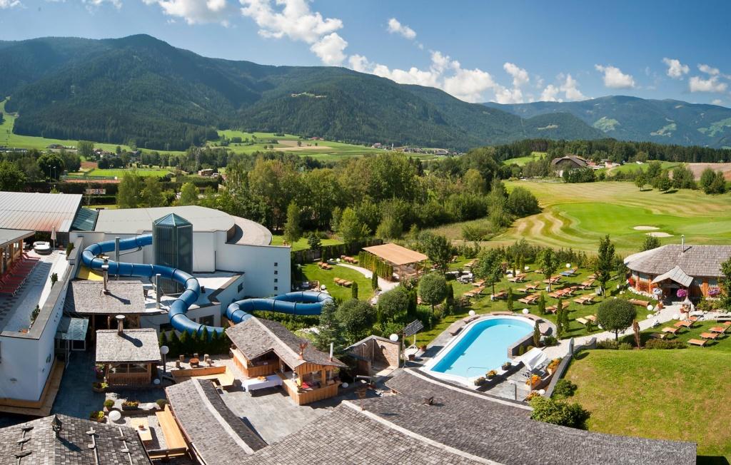 Cron 4 - Il paradiso del benessere nel cuore della Val Pusteria