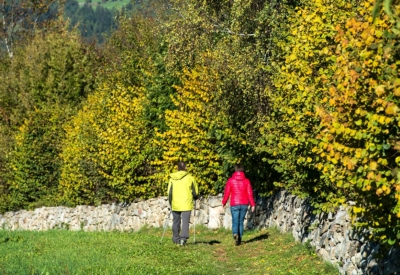 Wandern im Pustertal - Bruneck in Südtirol