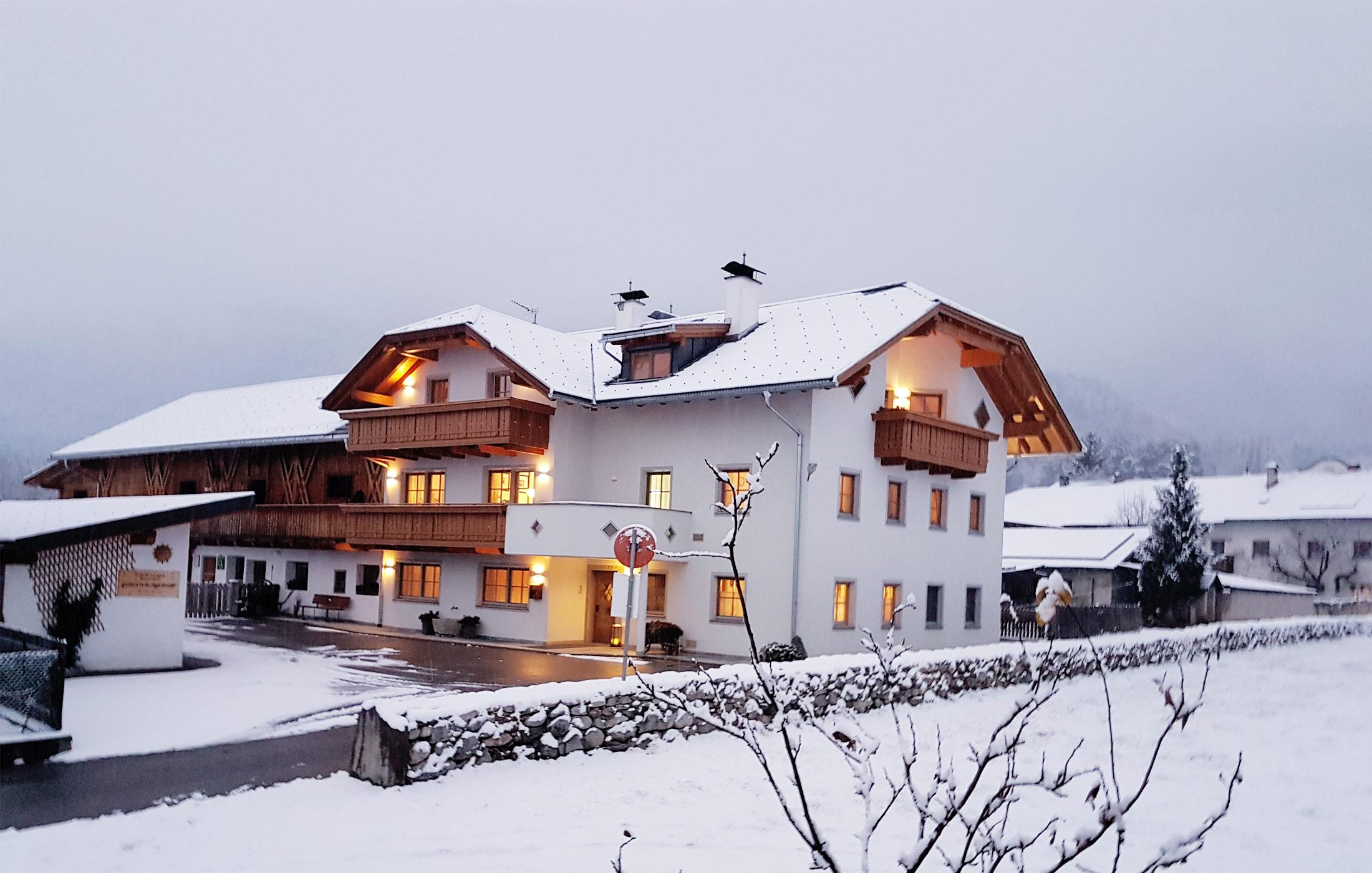 Christlrumerhof Winter