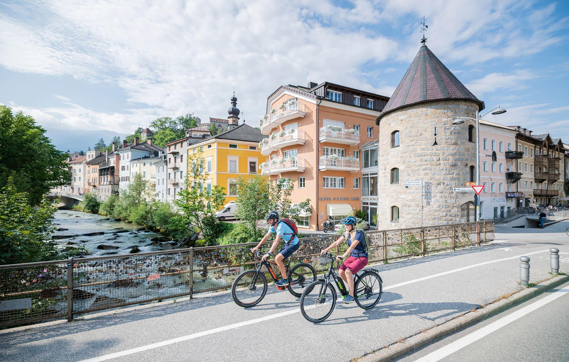 Christlrumerhof - Header Fahrrad