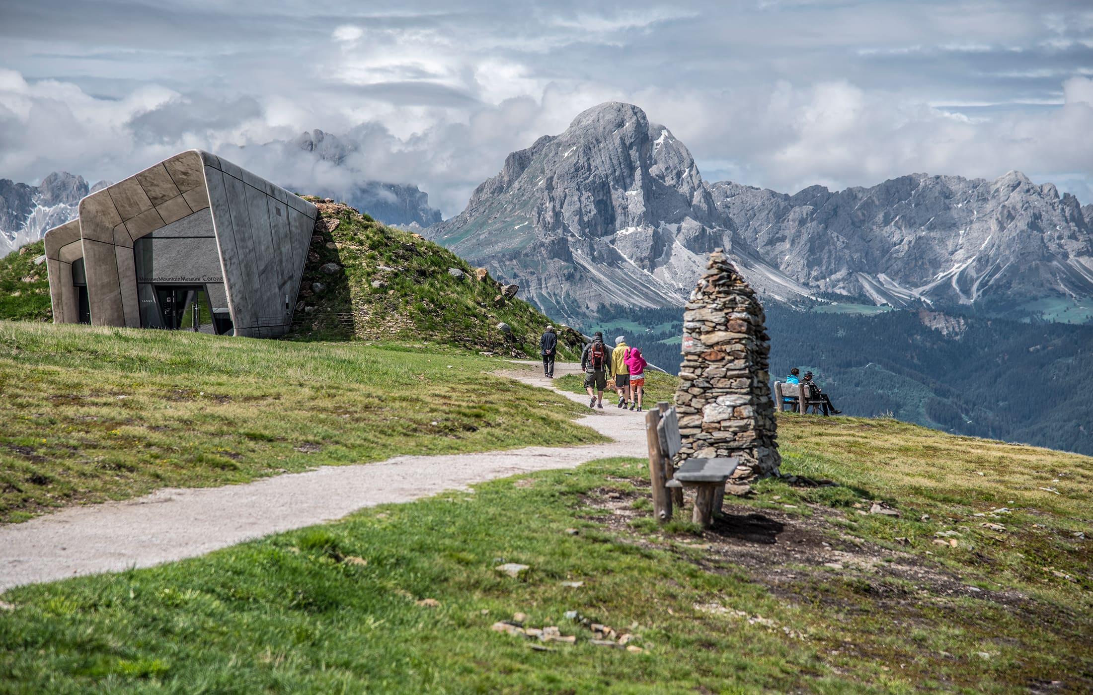 Christlrumerhof - Header Wandern