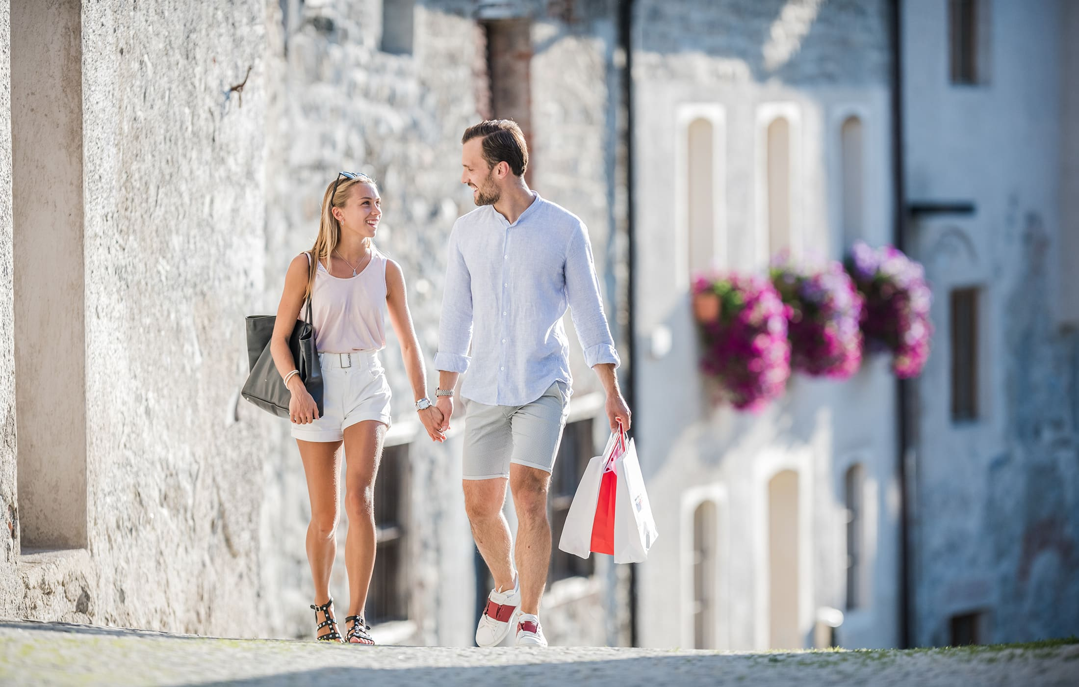 Christlrumerhof - Header Shopping