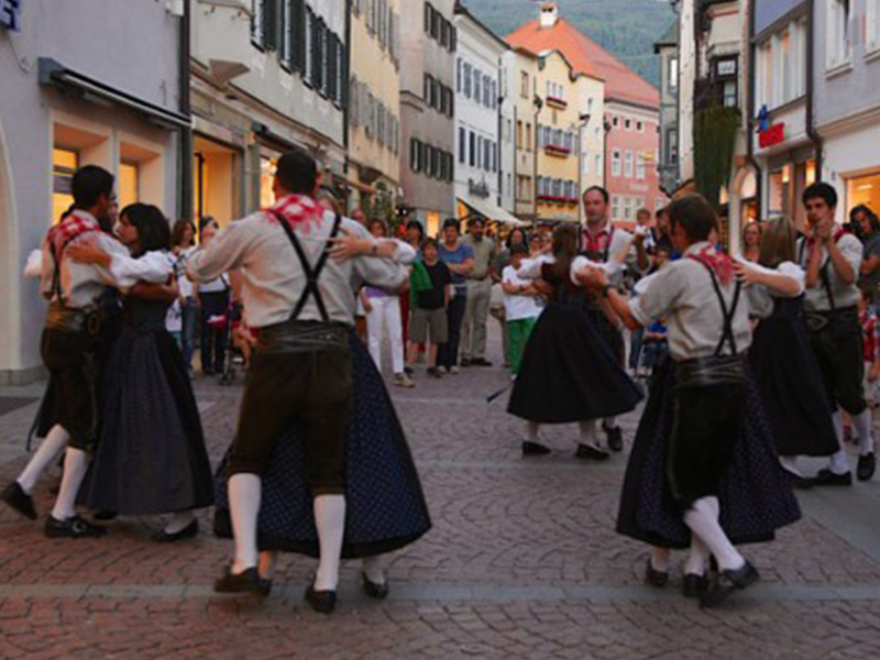 Sommernachtstraum in Bruneck